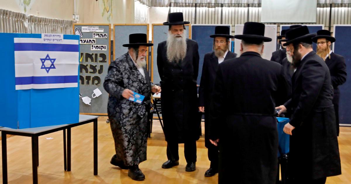 Il generale Gantz assedia re Bibi