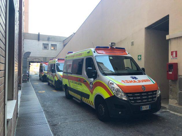 A Savona c'è un ospedale col 'corridoio del vento' che lasci