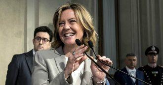 """Pd, arriva l'ex berlusconiana (ma anche ex Ncd, Ap e Cp) Beatrice Lorenzin: """"Contro la democrazia illiberale di Salvini"""""""