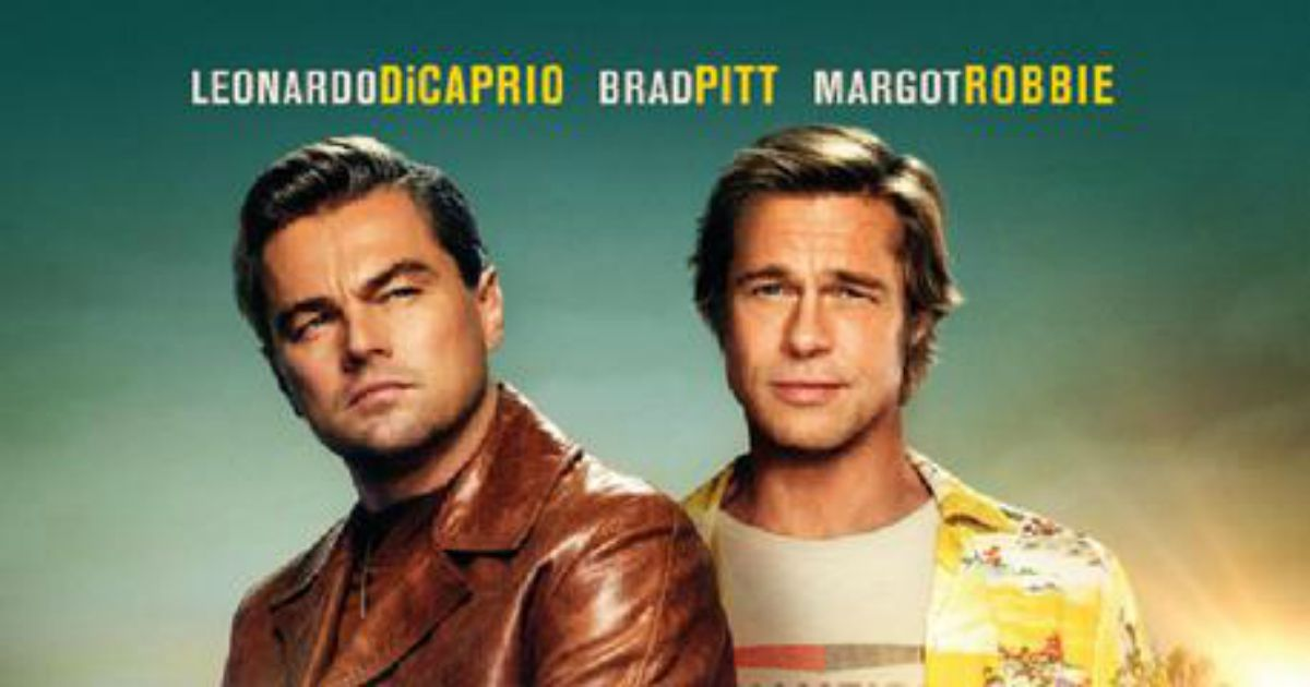 Miglior film commedia o musicale e Miglior sceneggiatura: C'era una volta a... Hollywood