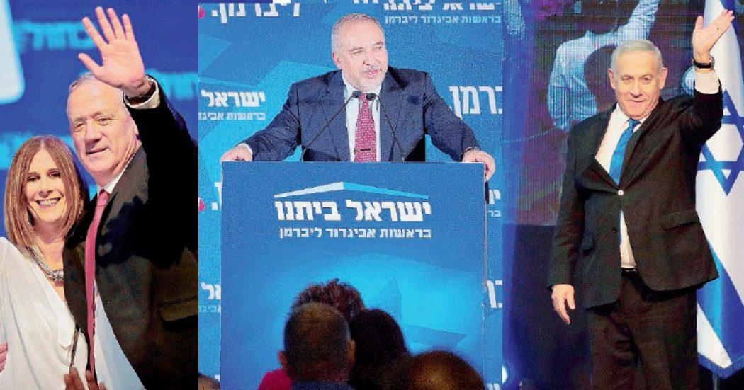 Il buono, il brutto e il cattivo: il piano per fare fuori Bibi