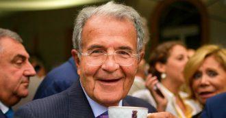 """Prodi: """"Italia Viva di Renzi somiglia a uno yogurt che ha scadenza ravvicinata. Pd abbia un punto nell'agenda: lotta all'evasione fiscale"""""""