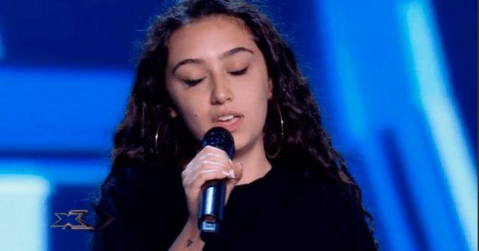 X Factor 13, Silvia Cesana in arte Sissi canta Calcutta: standing ovation del pubblico