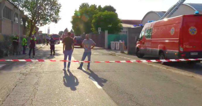 Milano, esplosione in una fabbrica a Trezzano sul Naviglio: feriti il titolare, il fratello e il padre. I due giovani hanno gravi ustioni