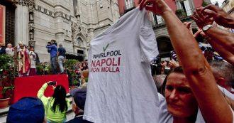 """Whirlpool Napoli, il presidente della Prs: """"Acquisto? Dobbiamo riflettere. Produzione non prima del 2021. Non riassumeremo tutti"""""""