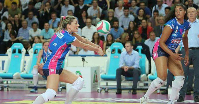 """Volley, Francesca Piccinini annuncia il ritiro: """"Ho vissuto un sogno per tanti anni. Ora vorrei diventare mamma"""""""
