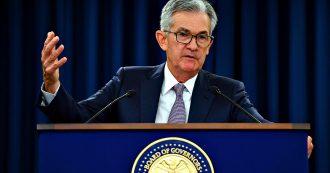 Usa, la banca centrale inonda il mercato di dollari: almeno 75 miliardi al giorno fino al 10 ottobre per garantire liquidità alle banche