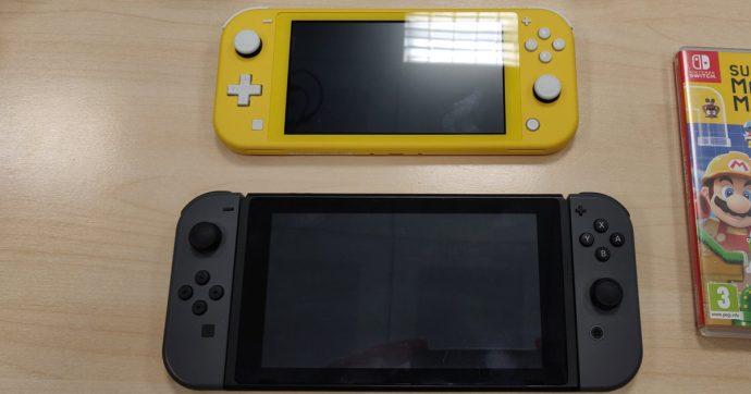 Nintendo Switch Lite, ad un primo contatto rivela maggiore portabilità ma anche schermo e batterie migliorate rispetto alla console standard