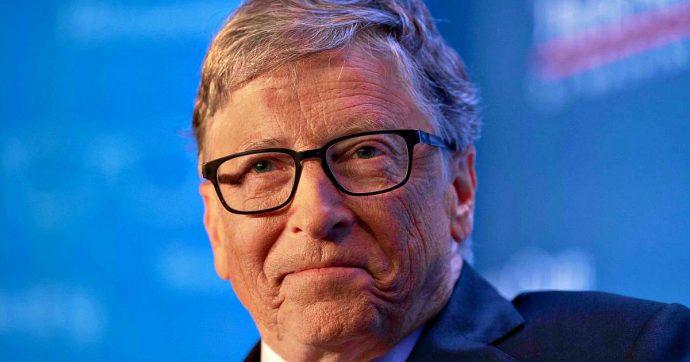 """Bill Gates: """"I no vax? Non so come abbiano scoperto il mio complotto…"""""""