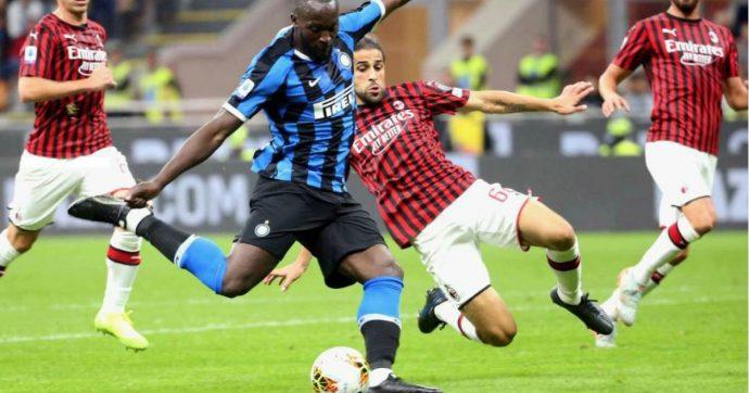 Milan – Inter 0-2. Con Brozovic e Lukaku i nerazzurri restano in testa a punteggio pieno. La squadra di Giampaolo è un cantiere aperto