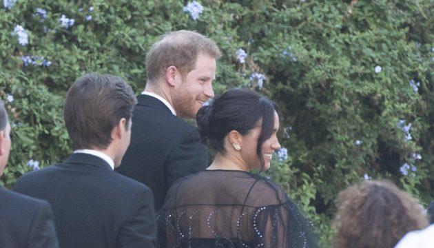 Harry e Meghan a Roma per il matrimonio di Misha Nonoo, l'am