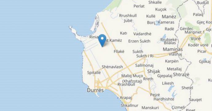 Terremoto, scossa di magnitudo 5.8 in Albania: oltre 40 le persone ferite. Avvertita anche in Puglia