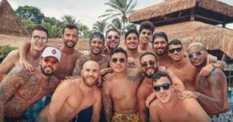 Neymar paga 11mila euro al mese dei ragazzi per essere suoi amici: ecco chi sono e cosa fanno i Loss Toiss