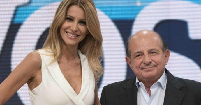 """Giancarlo Magalli replica a Adriana Volpe: """"Solo con lei non sono andato d'accordo. Qual è la persona difficile? Io o lei?"""""""