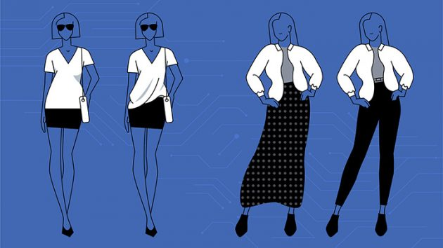 Facebook Fashion++, l'Intelligenza Artificiale che aiuta a v