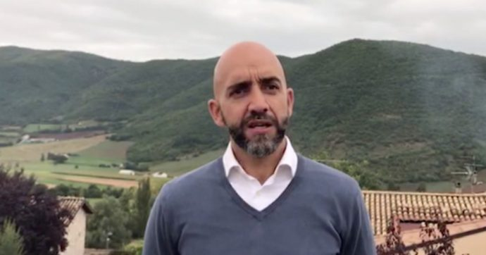 """Elezioni Umbria, quasi 6 milioni di fondi post terremoto alle aziende del candidato Pd-M5s. Lui: """"Campagna elettorale sporca"""""""