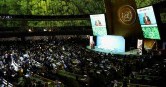 """Vertice clima, l'ultima promessa: 66 stati a emissioni zero entro il 2050. Segretario Onu: """"Non solo bei discorsi, ora azioni concrete"""""""