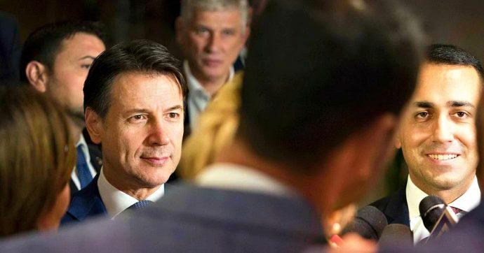 """Di Maio: """"Io e Conte d'accordo su riduzione delle tasse"""". Il premier: """"Italia vuole la leadership nel mondo su Green new Deal"""""""