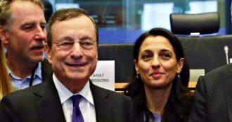 """Bce, ultima volta di Draghi al Parlamento Ue. """"Regole di bilancio vanno riviste: non efficaci quando servono interventi pro crescita"""""""