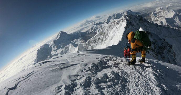 Cambiamenti climatici, alcuni alpinisti sono amanti della natura ma non della sostenibilità