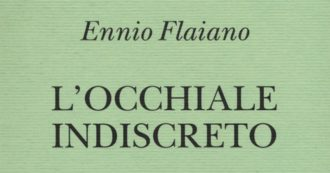 """Esce """"L'occhiale indiscreto"""" di Ennio Flaiano: una raccolta dei suoi imperdibili pezzi giornalistici. Ecco un estratto in esclusiva per FqMagazine"""