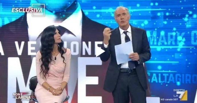 Barbara D'Urso ospita Matteo Salvini e si spinge oltre il trash, verso la propaganda. E Massimo Giletti la attacca (senza nominarla)