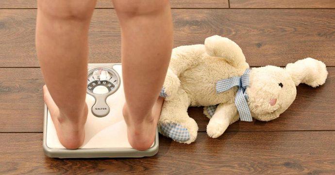 """Istat, bambini e adolescenti italiani in cima alla """"classifica"""" Ue sul sovrappeso: sono più di due milioni"""
