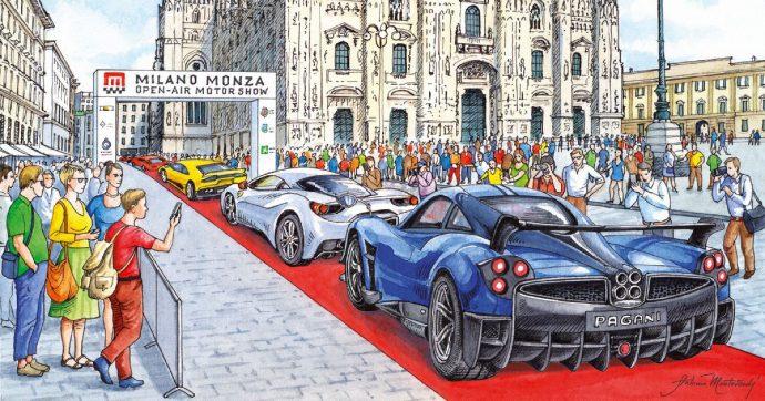 Milano Monza Open-Air Motor Show, edizione autunnale con la sicurezza in primo piano