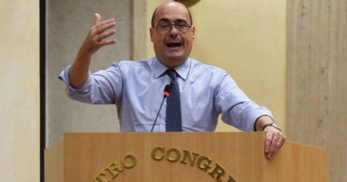 """Pd, Zingaretti alla direzione nazionale: """"Siamo un partito respingente. Dibattito congresso superato, ora apriamo le porte"""""""
