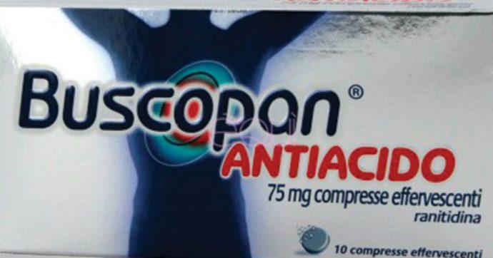 Farmaci con ranitidina, Aifa vieta l'uso di alcuni lotti. Ci sono anche Buscopan antiacido, Zantac e Ranidil