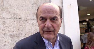"""""""La campagna per un no insincero è un trappolone per destabilizzare il governo"""": le ragioni di Bersani per il taglio parlamentari"""