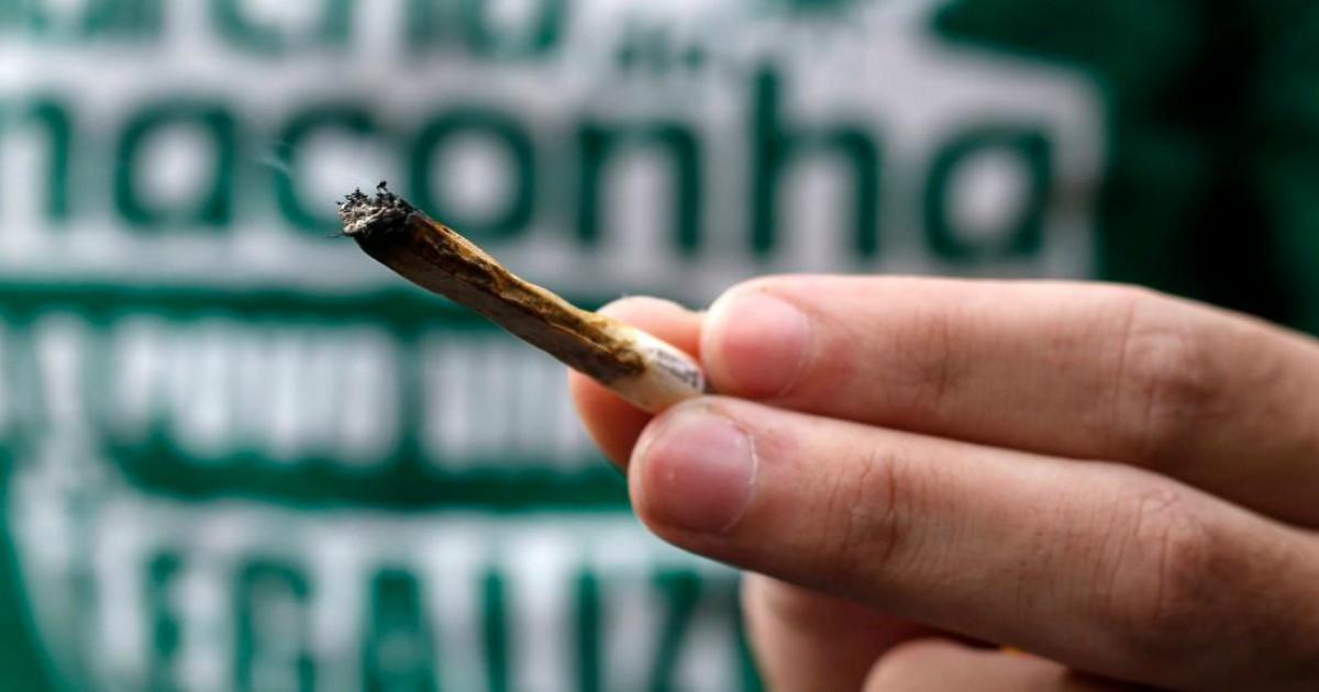 Vedi un figlio in fumo e cambi idea sulla cannabis legale. Enjoy!