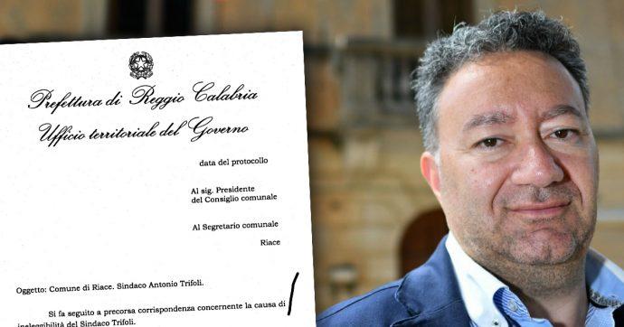 """Riace, il parere del ministero sul sindaco Trifoli: """"Era ineleggibile al momento della candidatura"""""""