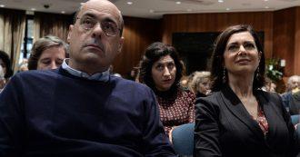 """Laura Boldrini entra nel Pd. """"Per battere la destra non servono piccoli partiti. Altrimenti ci estinguiamo"""""""