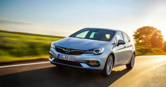 Opel Astra, arriva il restyling. Motori e aerodinamica nel mirino – FOTO