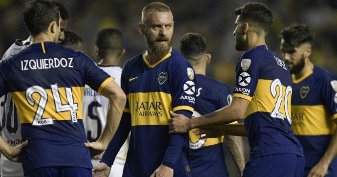 Daniele De Rossi e non solo: anche Zlatan Ibrahimovic nel mirino del Boca Juniors