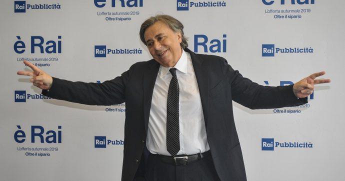 """Carlo Freccero: """"La mia RaiDue non è in crisi: da Fazio mi aspetto l'8% e arriveranno novità importanti. Beppe Grillo? Non ho sentito lui né Salvini"""""""