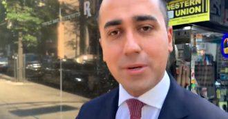 """Taglio parlamentari, Di Maio: """"Il 7 ottobre ultimo voto. Via le poltrone alla faccia di chi ha fatto cadere il governo"""""""