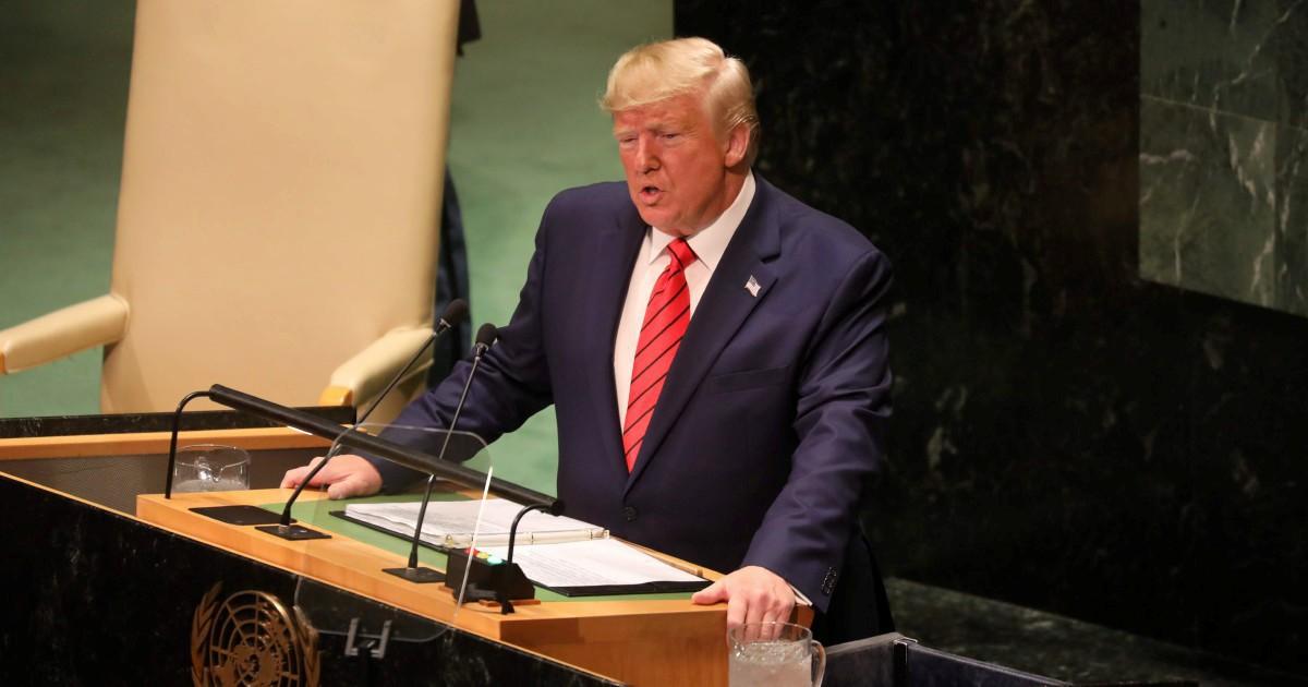 All'Onu è il giorno dei sovranisti