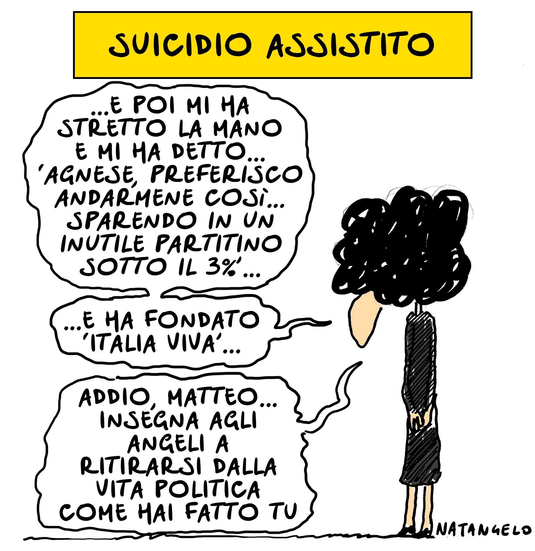 Suicidi assistiti