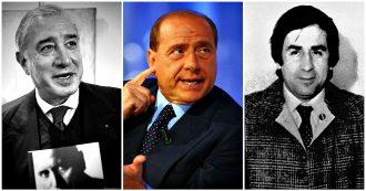Stragi, Silvio Berlusconi indagato anche per il tentato omicidio del pentito Salvatore Contorno (quand'era già stato eletto premier)