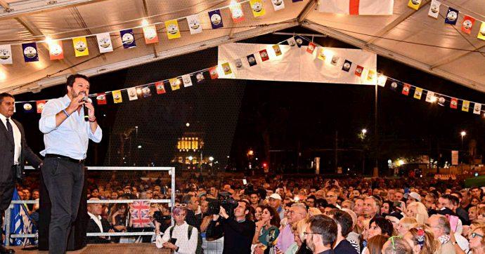 """Referendum maggioritario, ok del Piemonte: Lega raggiunge le 5 Regioni. Salvini: """"Ora al voto, così chi perde non rompe le palle"""""""