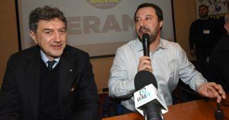 Regione Abruzzo, rinviata la seduta sul referendum sul maggioritario voluta dalla Lega. Bagarre con M5s e Pd: arrivano i carabinieri