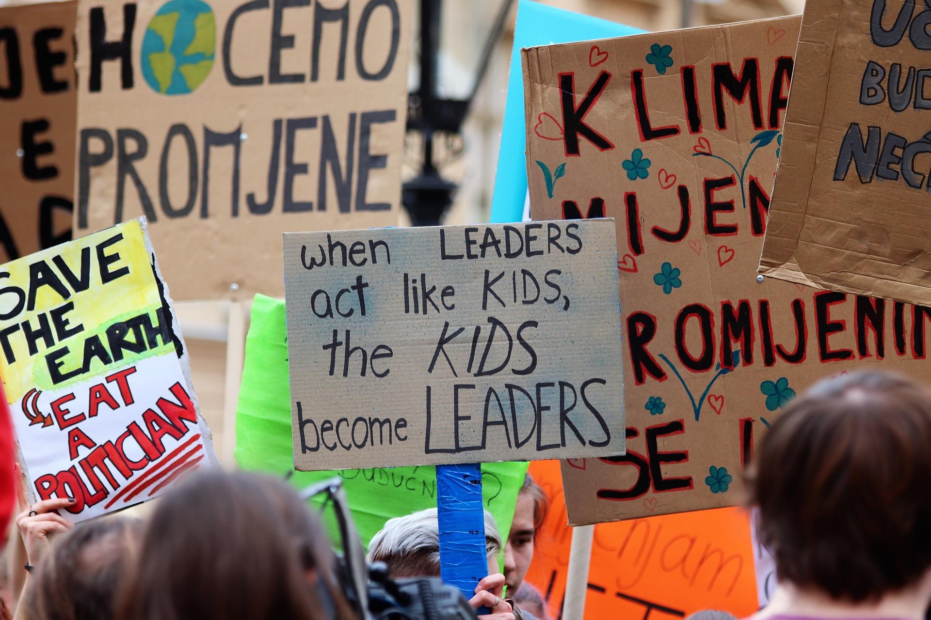 Global climate strike: il mondo scende in piazza per il futuro delle nuove generazioni