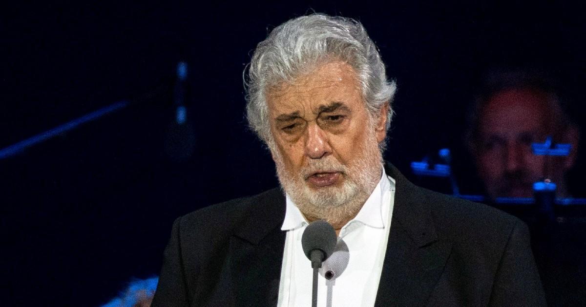 Il declino del 78enne Domingo: il Met lo lascia a casa per molestie