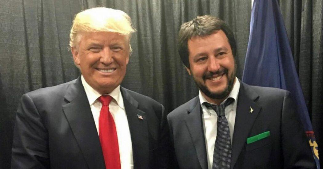 Donald come Salvini, autodistruzione show innescata dal potere che lo ha inebriato