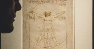 L'Uomo Vitruviano di Leonardo, il Tar del Lazio sospende il prestito al Louvre