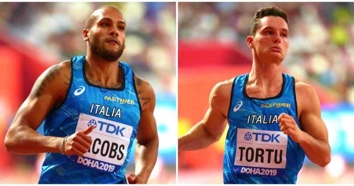 Mondiali di atletica, Filippo Tortu e Marcell Jacobs in semifinale nei 100: il milanese si ferma a 10″20, il bresciano vola con 10″07
