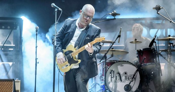 Pixies, in nove punti la commistione perfetta di una grande band