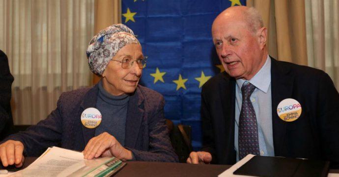 """Tabacci spacca +Europa: """"Emma Bonino ha scelto l'opposizione a Conte con i nemici dell'Ue. Un incomprensibile suicidio"""""""